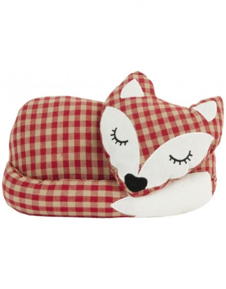 doorstop FOX made of cotton
