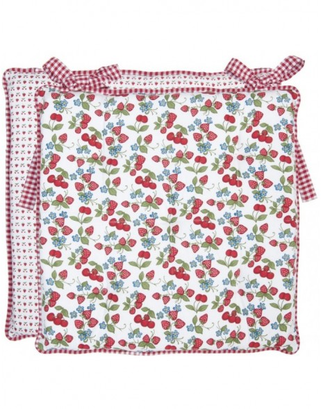 pillowcase red - SAC29 Clayre Eef