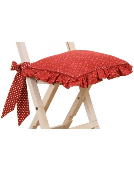 Chair Pillow red AKIRA