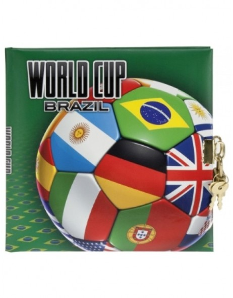 Diary World Cup Brazil