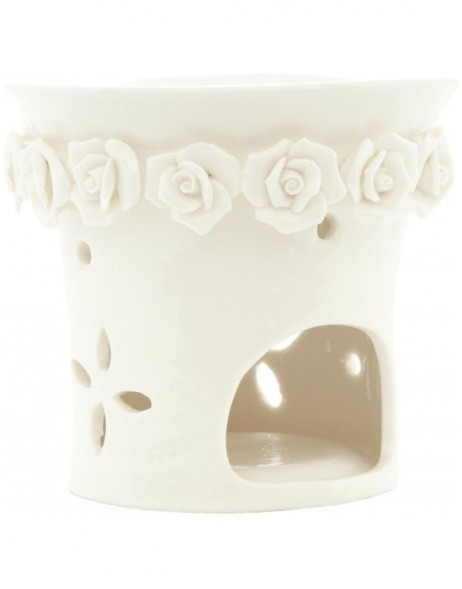 tealight holder 6CE0375 Clayre Eef  Ø 8x11 cm