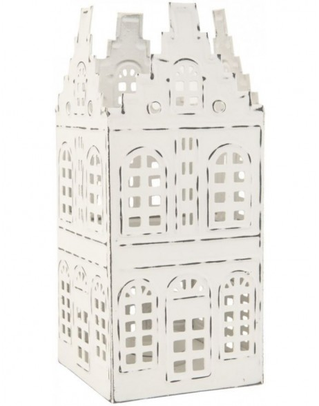 tealight holder 6Y1422 Clayre Eef  10x10x24 cm