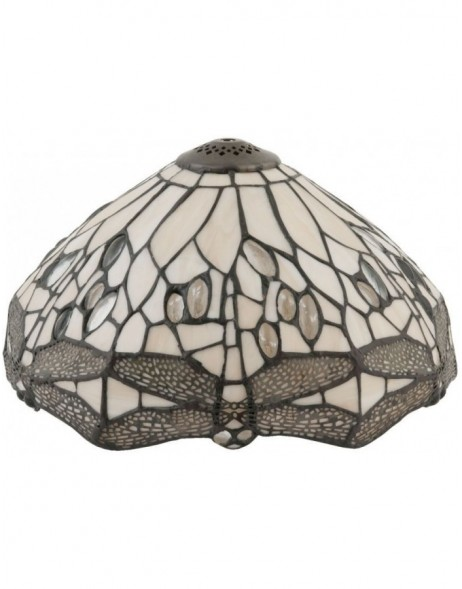 Tiffany lamp shade made of glass Ø 30 cm