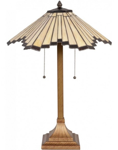 Tiffany table lamp 45x64 cm