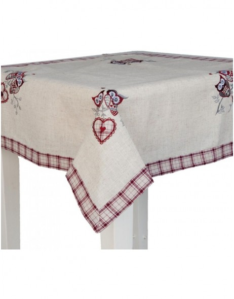 table-cloth S016.001 Clayre Eef 85x85 cm