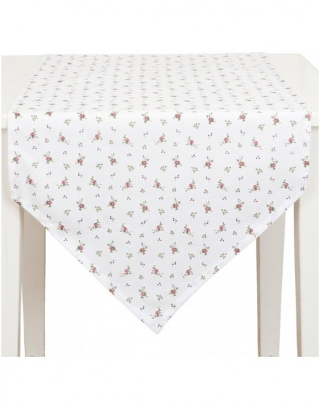 table runner 50x160 cm - Roses Pour Louise