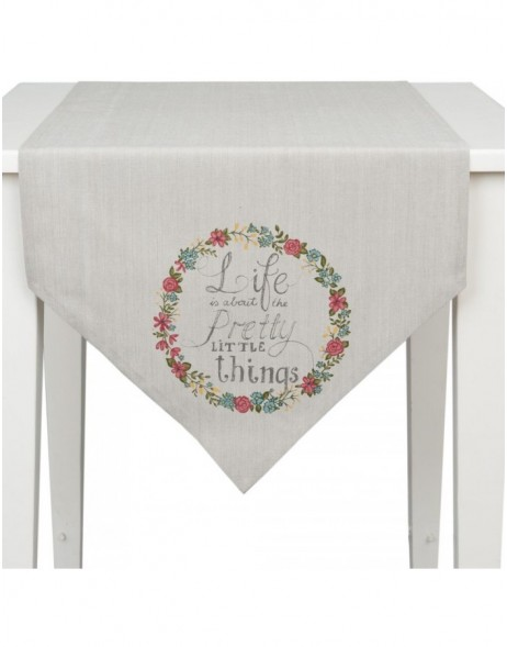 table runner - Pretty Little Things 50x160 cm