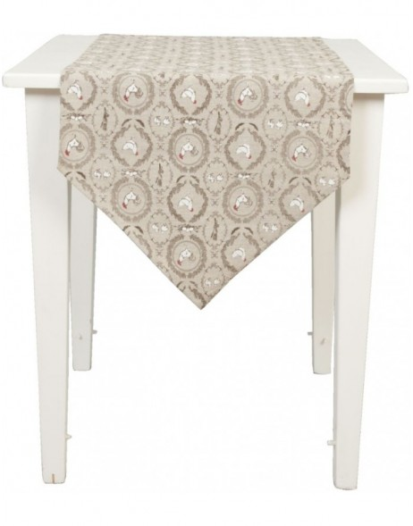 table runner RAC65 Clayre Eef 50x160 cm
