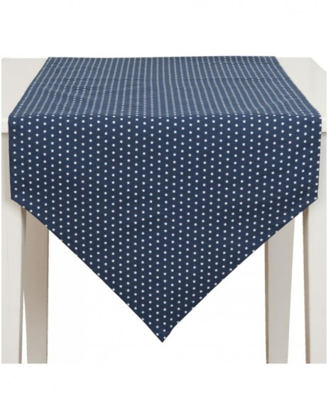 table runner blue 50x160 cm - Twinkle Little Star