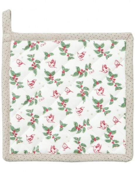 Potholders Enchanting Christmas Melodies
