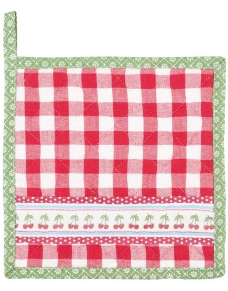 Potholders Fris en Fruitig red