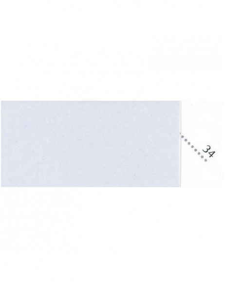 DIN A4 transparent paper light-blue