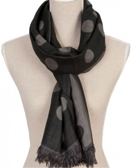 68x180 cm synthetic scarf SJ0318 Clayre Eef