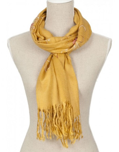 70x170 cm synthetic scarf SJ0392 Clayre Eef