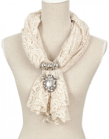 160 cm synthetic scarf SJ0436 Clayre Eef
