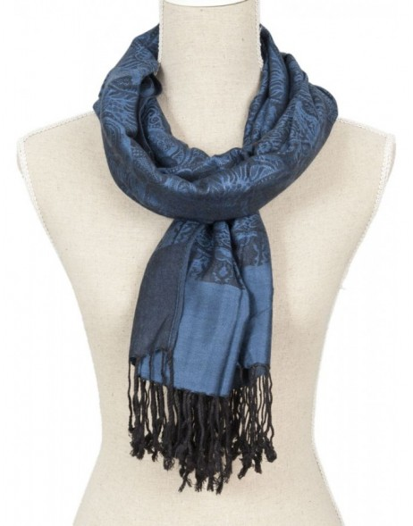 scarf SJ0467BL Clayre Eef in the size 70x180 cm