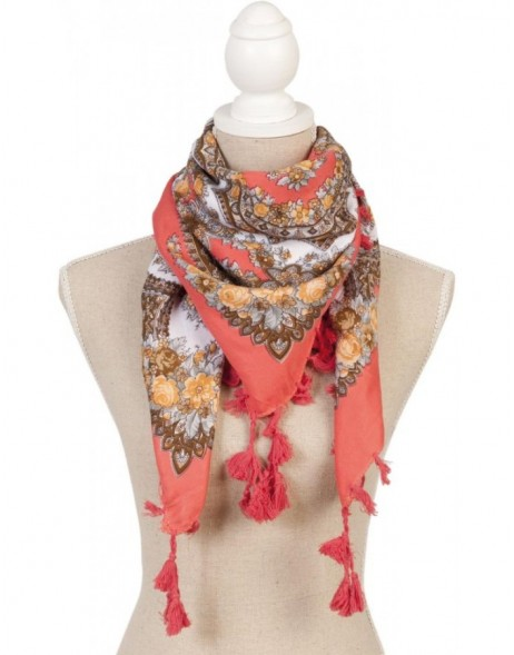 scarf SJ0492 Clayre Eef in the size 92x92 cm