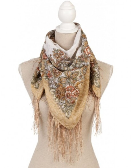 scarf SJ0495 Clayre Eef in the size 85x85 cm