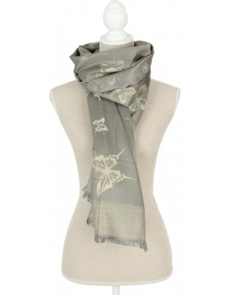scarf SJ0512DG Clayre Eef in the size 70x180 cm