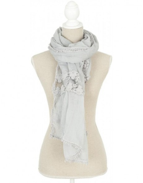70x180 cm synthetic scarf SJ0529G Clayre Eef