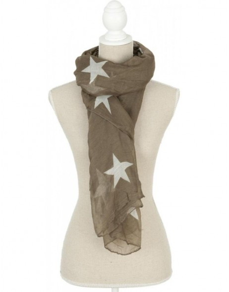 scarf SJ0545BGR Clayre Eef in the size 90x180 cm