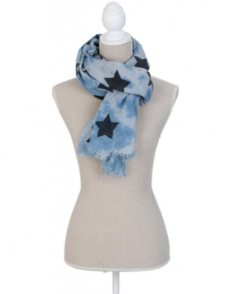 scarf SJ0549BL Clayre Eef in the size 90x180 cm