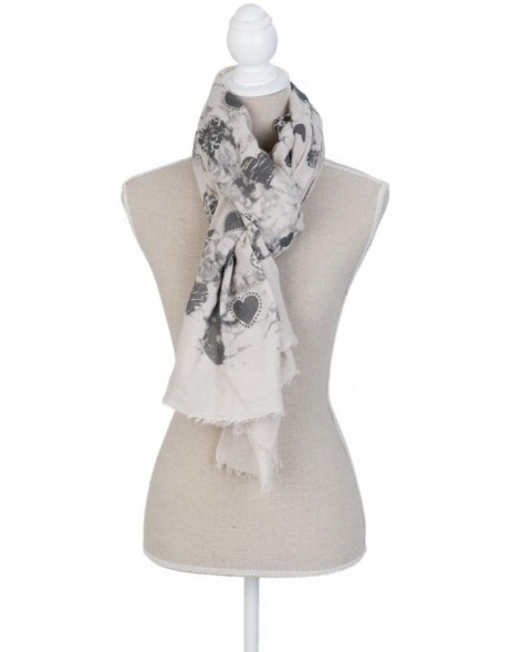 180x90 cm synthetic scarf SJ0566 Clayre Eef