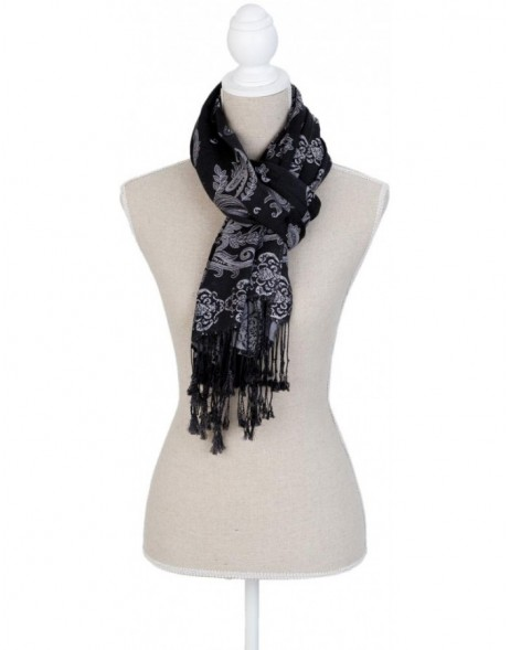 70x180 cm synthetic scarf SJ0573Z Clayre Eef