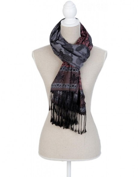 scarf SJ0574G Clayre Eef in the size 70x180 cm