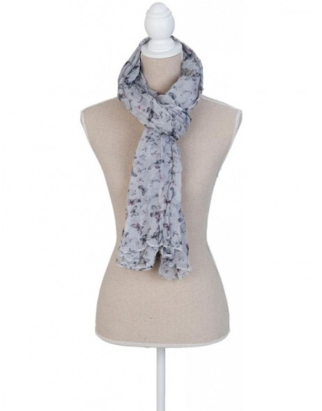 70x180 cm synthetic scarf SJ0580N Clayre Eef