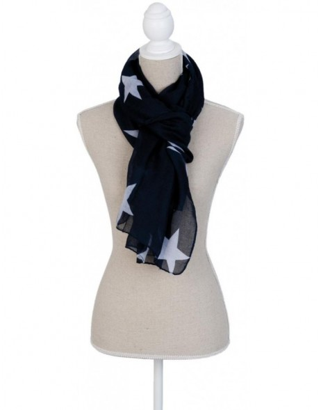 180x80 cm synthetic scarf SJ0596BL Clayre Eef