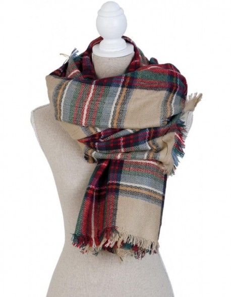 scarf SJ0634R Clayre Eef in the size 60x190 cm