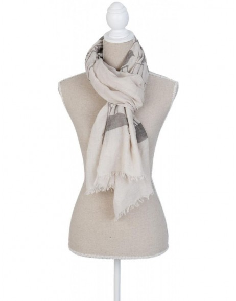 scarf SJ0640N Clayre Eef in the size 180x70 cm