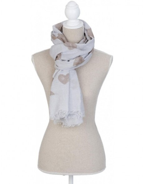 scarf SJ0658G Clayre Eef in the size 70x180 cm