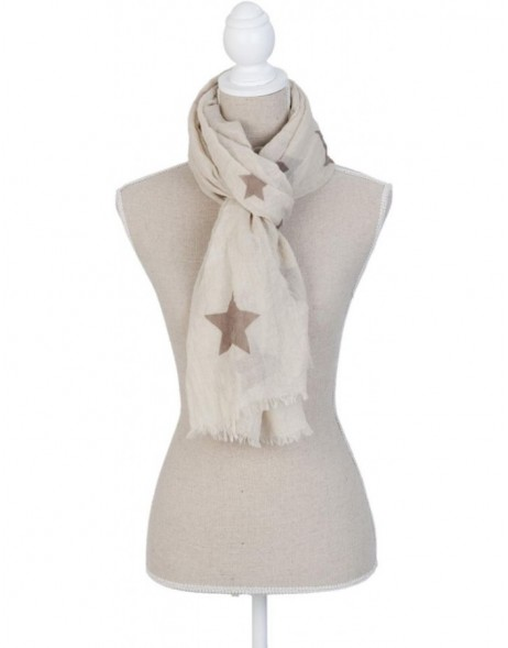 scarf SJ0659BGR Clayre Eef in the size 85x180 cm