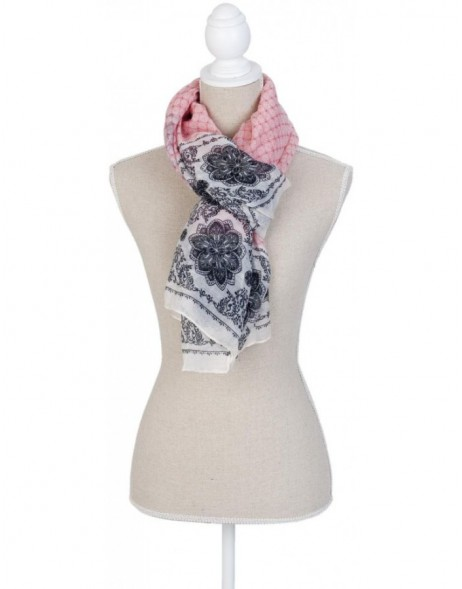100x180 cm synthetic scarf SJ0662 Clayre Eef
