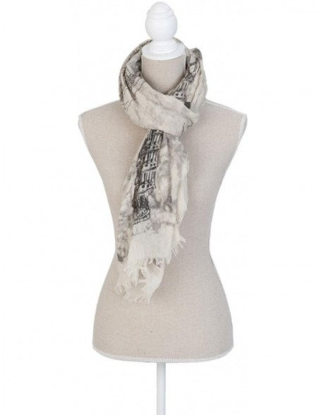 180x85 cm synthetic scarf SJ0671 Clayre Eef