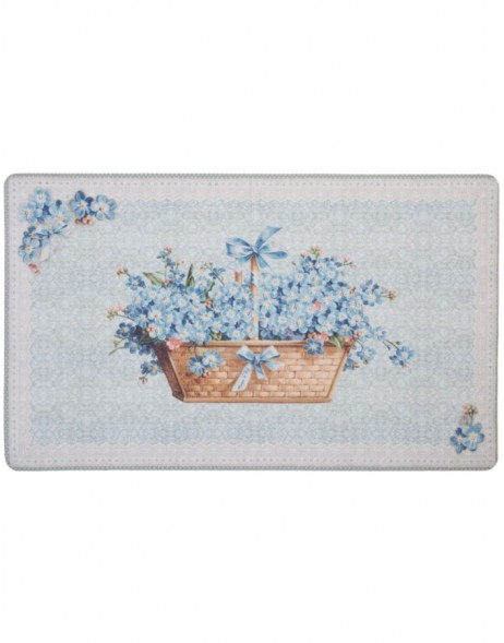 blue doormat  - MC075 Clayre Eef