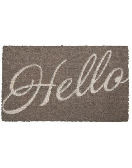 grey doormat  - MC090 Clayre Eef