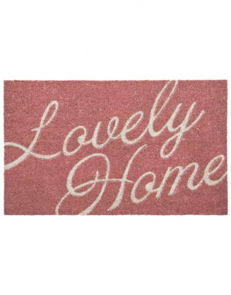 pink doormat  - MC094 Clayre Eef