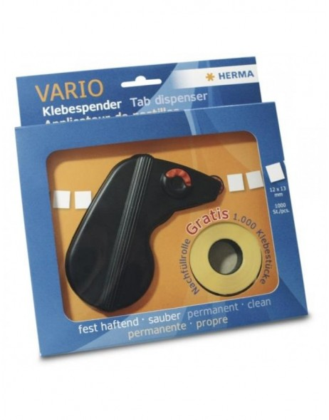 Vario glue dispenser with refill