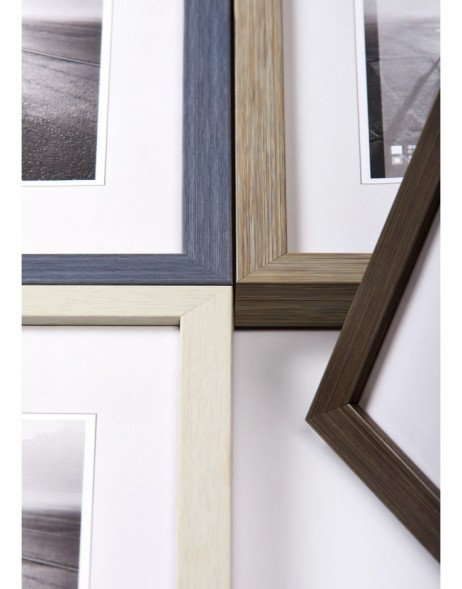 Varjo picture frame wooden structure Block Profile