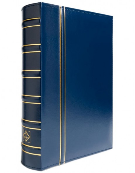 Multi purpose album CLASSIC with slipcase - blue