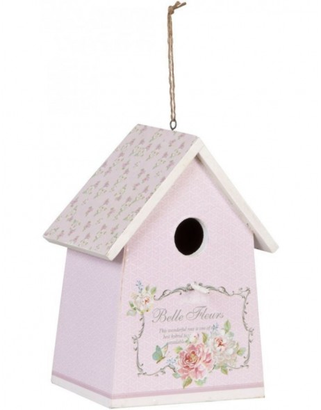 Bird house 62288 Clayre Eef in the size 18x6x25 cm