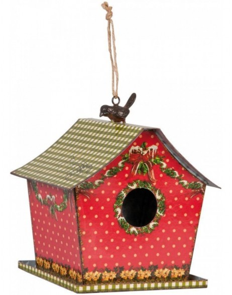 Bird house 62362 Clayre Eef in the size 22x18x23 cm