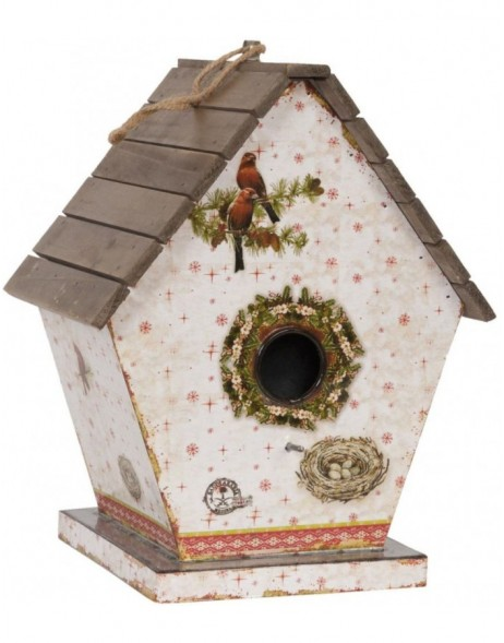 Bird house 62971 Clayre Eef in the size 23x16x29 cm