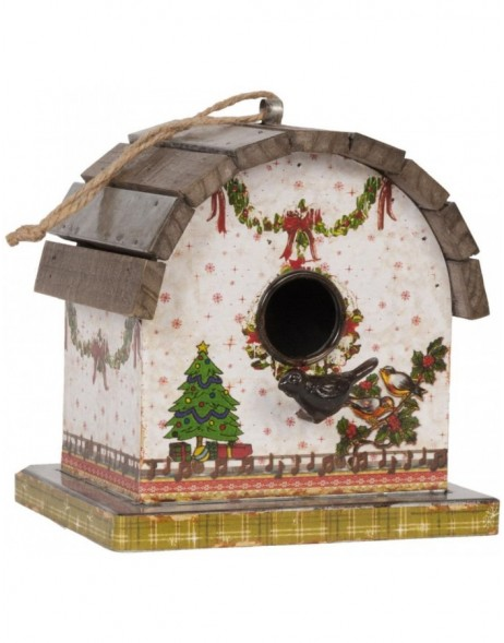 Bird house 62972 Clayre Eef in the size 17x14x18 cm