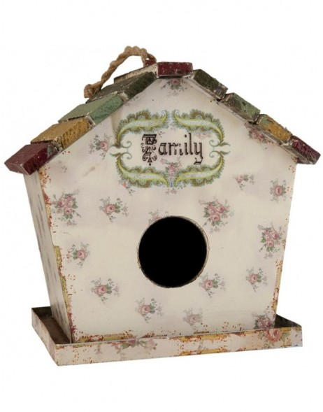 Bird house 62995 Clayre Eef in the size 22x18x21 cm