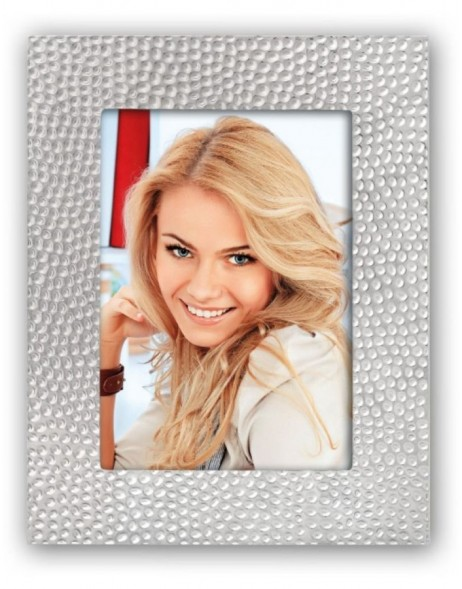 Volos metal photo frame silver 10x15cm - 20x25 cm