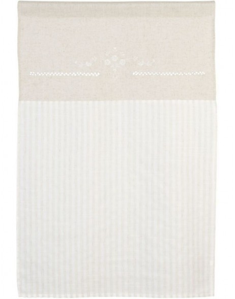 curtain natural - KT058.002 Clayre Eef